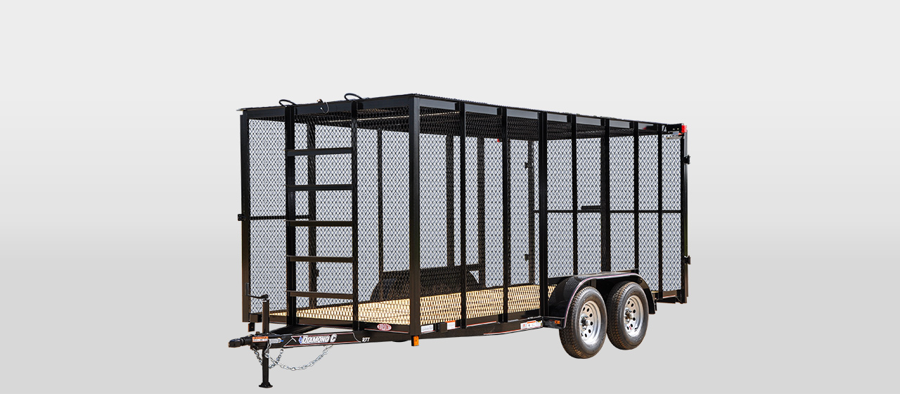 Diamond C Trailers RTT