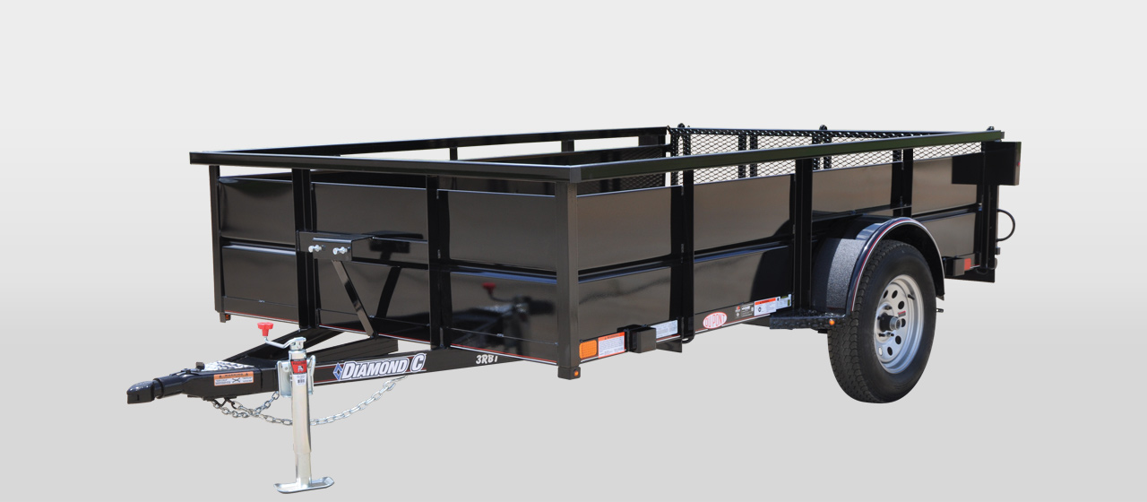 Diamond C Trailers 3RBT