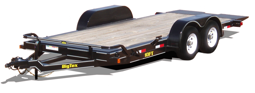 Big Tex Trailers 10FT-18