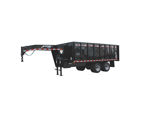 Homesteader Trailers 818GB
