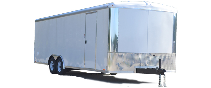 2018 Cargo Express Pro Auto Roundtop 7k Car / Racing Trailer