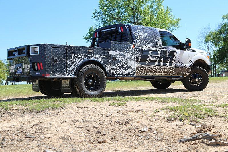 CM Truck Beds TM Deluxe Truck Bed