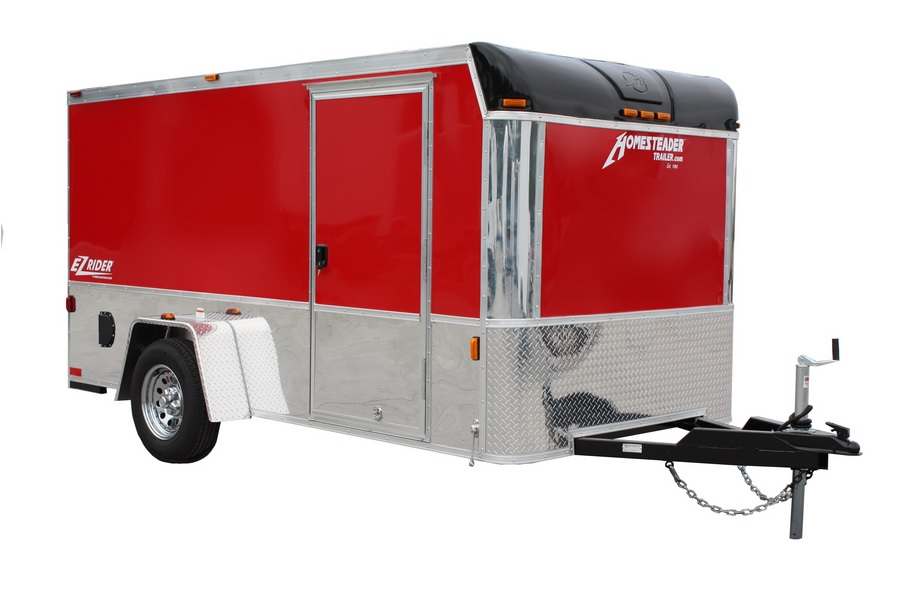 Homesteader Trailers 610ES