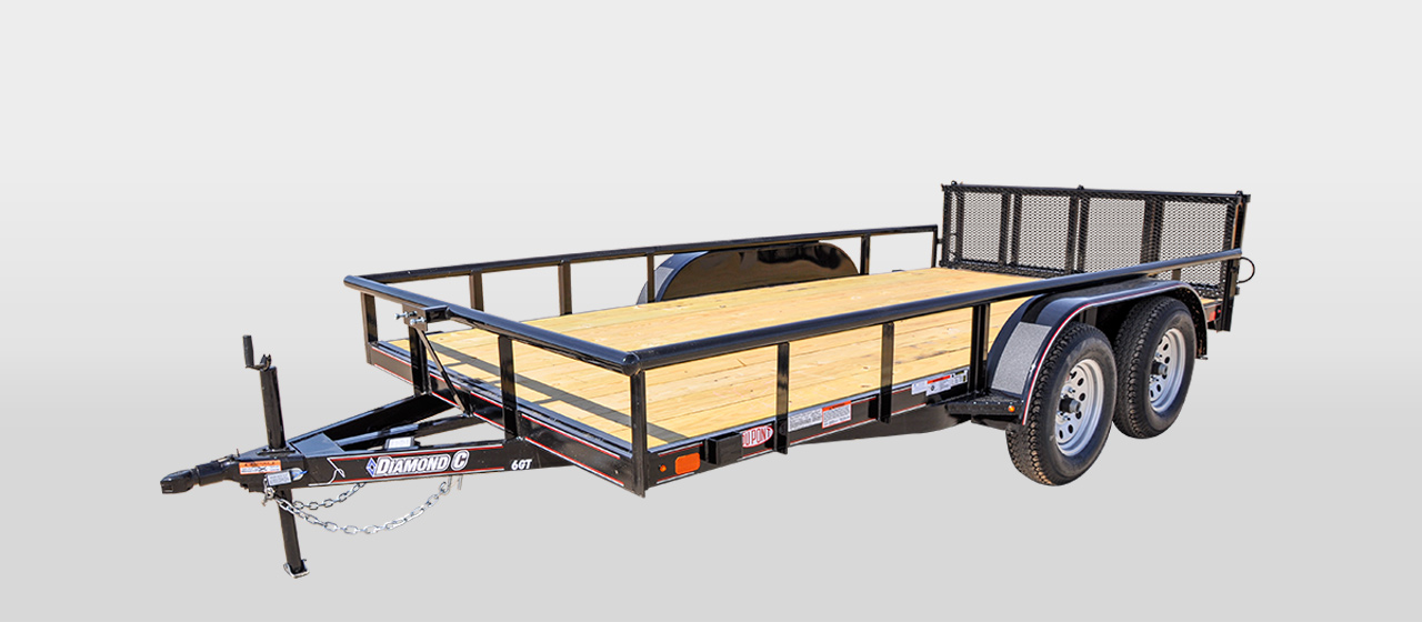 Diamond C Trailers 6GT