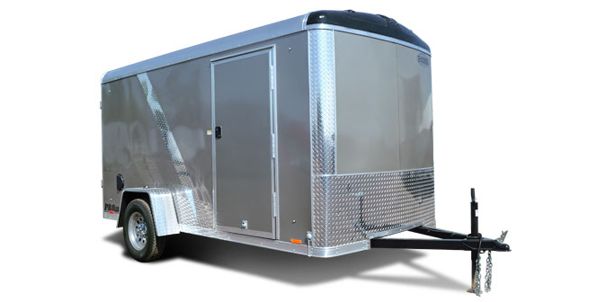 2018 Cargo Express Pro 6 Wide Tandem Cargo Cargo / Enclosed Trailer