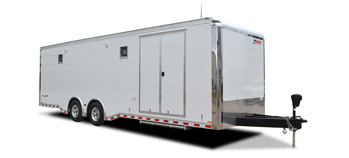 2021 Pace American Outback 85 Dlx Cargo 7k Cargo / Enclosed Trailer