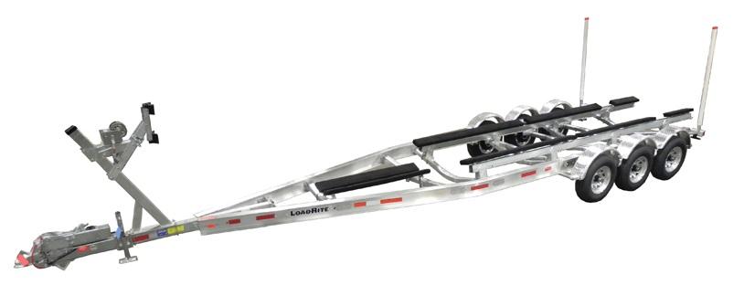 Load Rite LR-AB28R10400102TB3 (Tandem Axle)