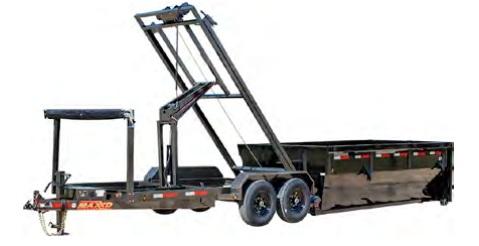 MAXXD ROX - 14K Roll-Off Dump