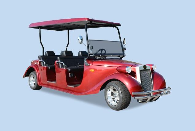 Star EV Roadster 4+2-AC