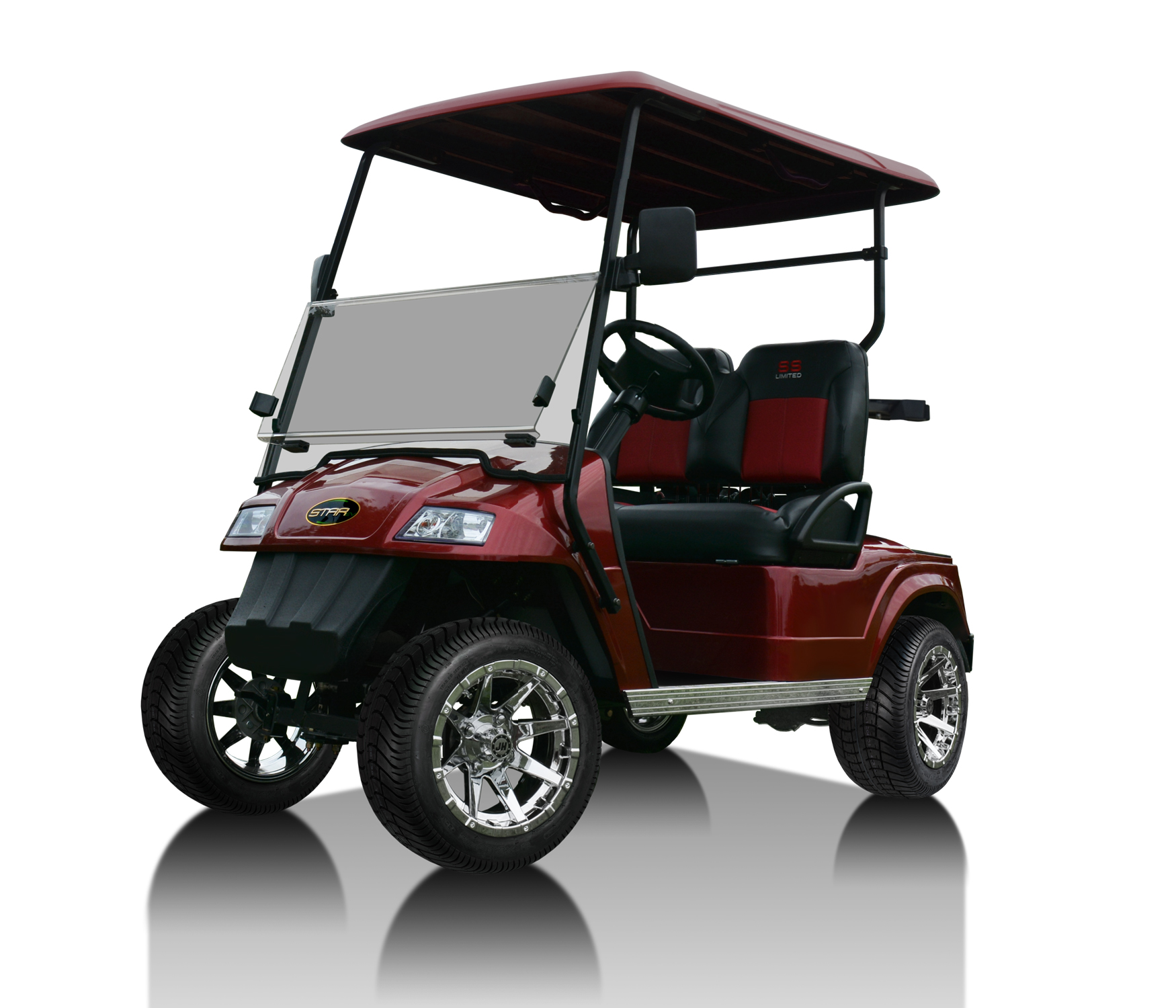 SS Limited | Golf Carts, Electric Golf Cars in Jacksonville FL | OK on heated golf mittens, heated golf seat, heated driving range, heated golf range, heated garage,