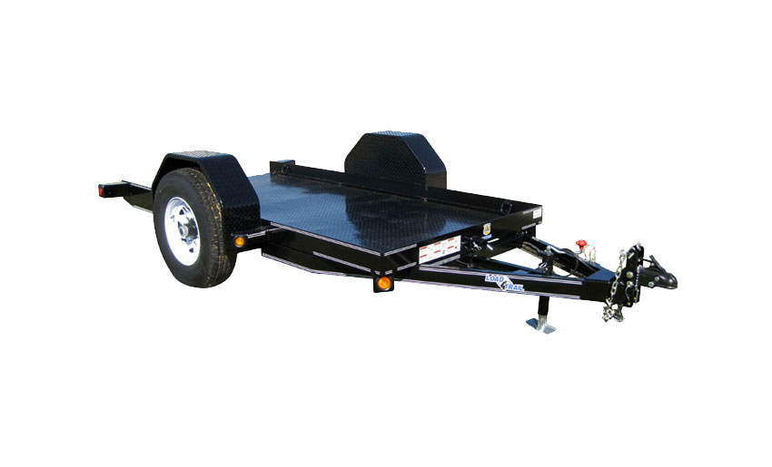 "2019 Load Trail 77"" X 10' Single Axle Utility Trailer"