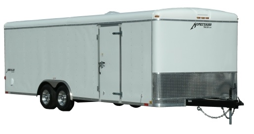 Homesteader Trailers 814HT