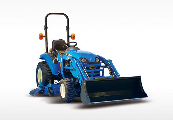 LS Tractor HST XJ25