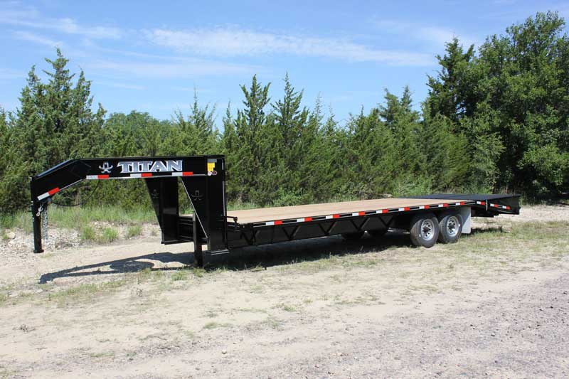 Flatbed Tandem Flatbed New And Used Trailers Sales Idaho Wyoming