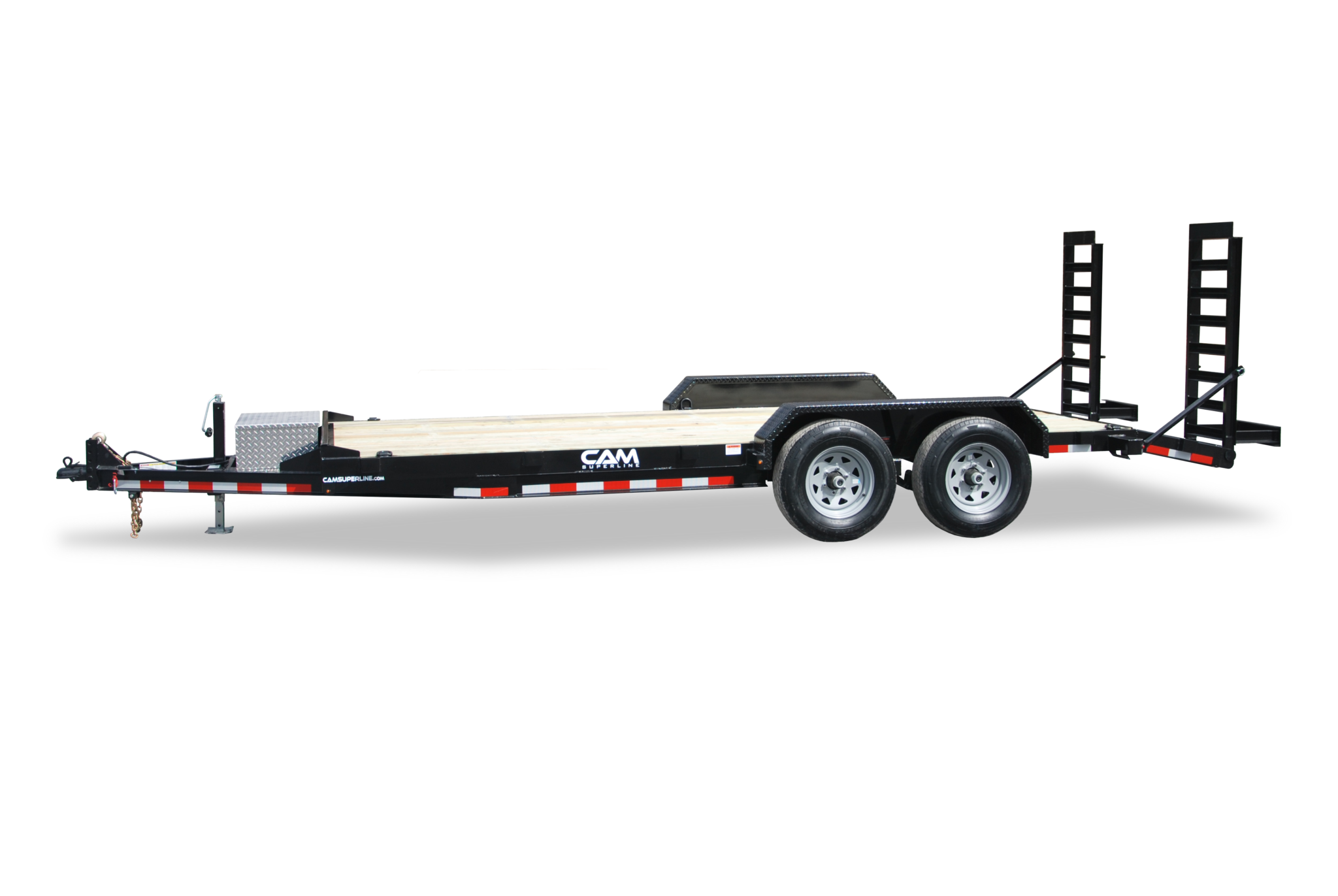 2019 Cam Superline 5 Ton Equipment Hauler Beavertail 8.5 x