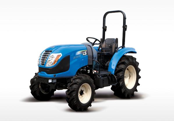 LS Tractor XR3135 ROPS