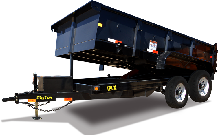 Big Tex Trailers 12LX-12