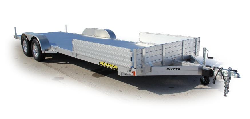 Aluma 8122TA