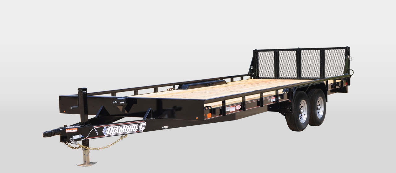 Diamond C Trailers 47MD