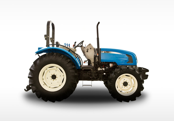 LS Tractor PLUS80 ROPS