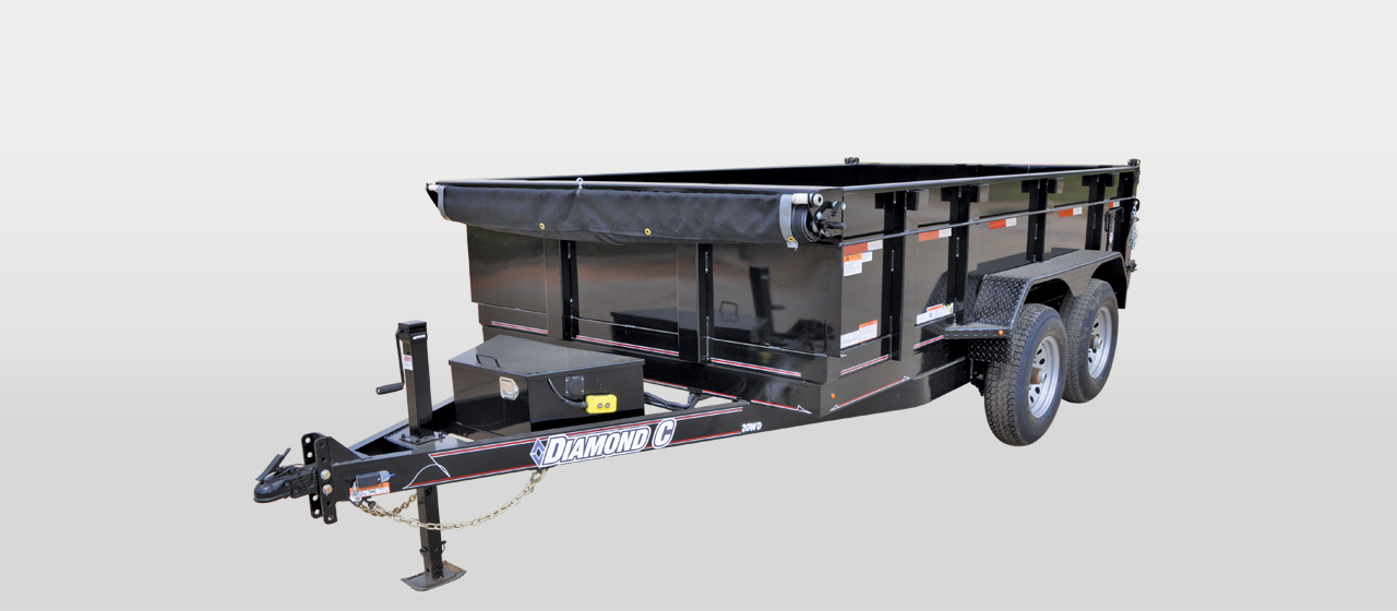 Diamond C Trailers 20WD