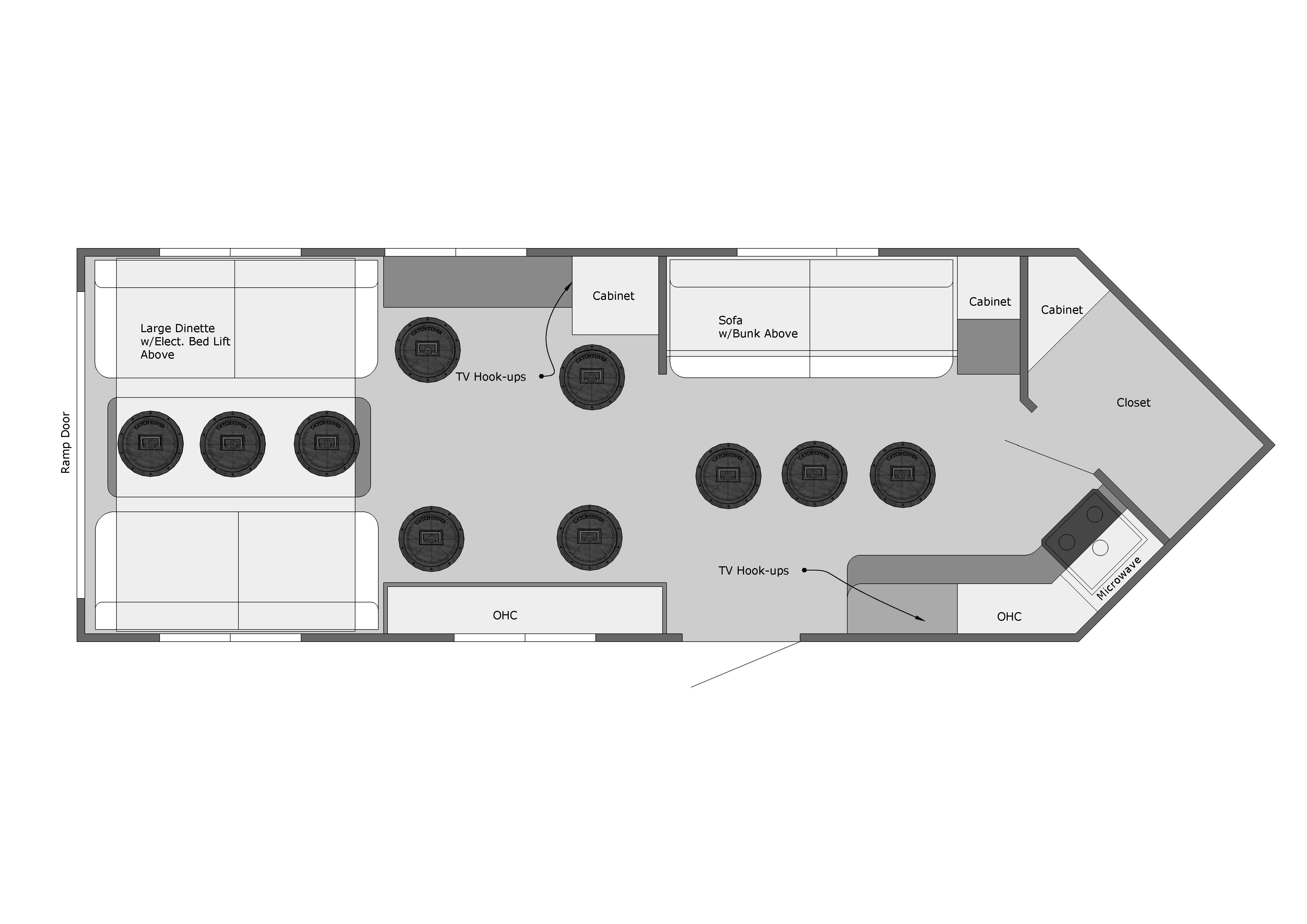 Yetti T821HD-PK