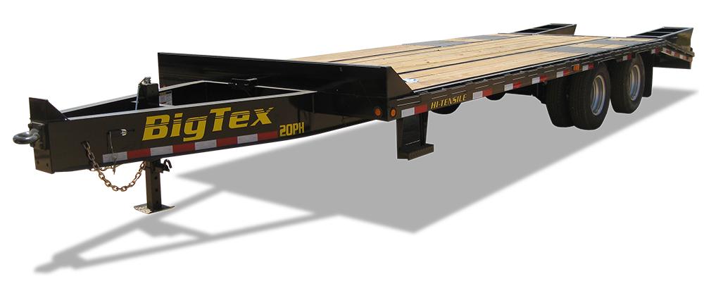 Big Tex Trailers 20PH-20+5