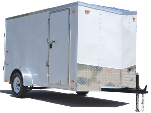 2019 Pace American Outback Cargo Cargo / Enclosed Trailer