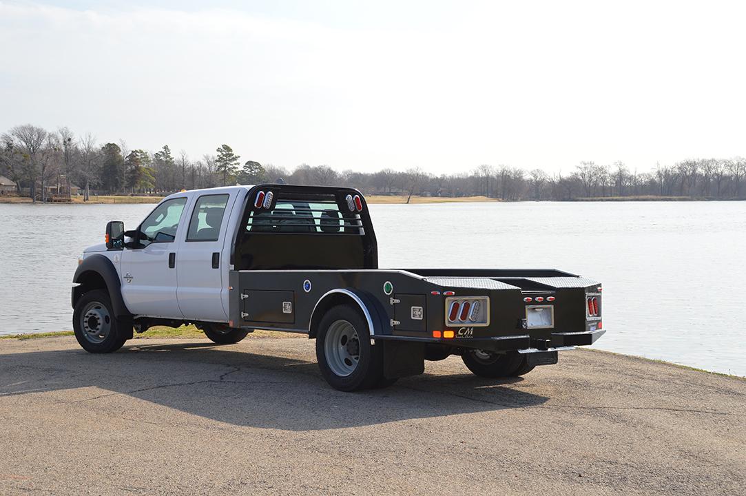 CM Truck Beds ER Truck Bed
