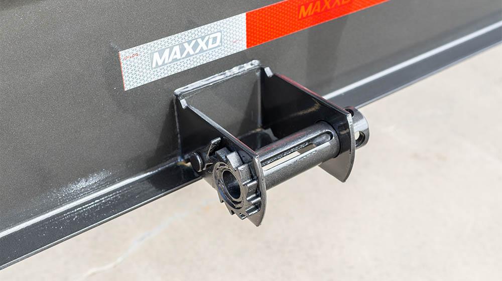 MAXXD PTX - Pipe Hauler Trailer
