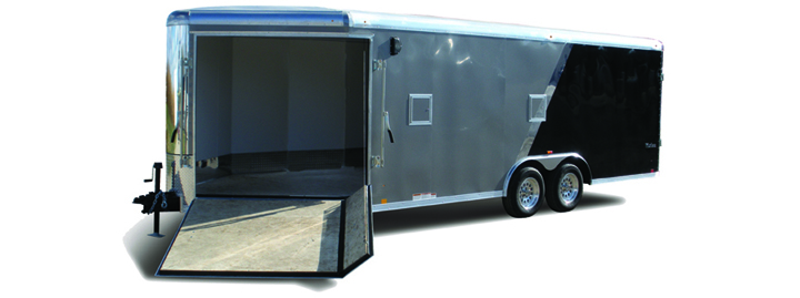 Look Trailers PWVR8.5X29TE3