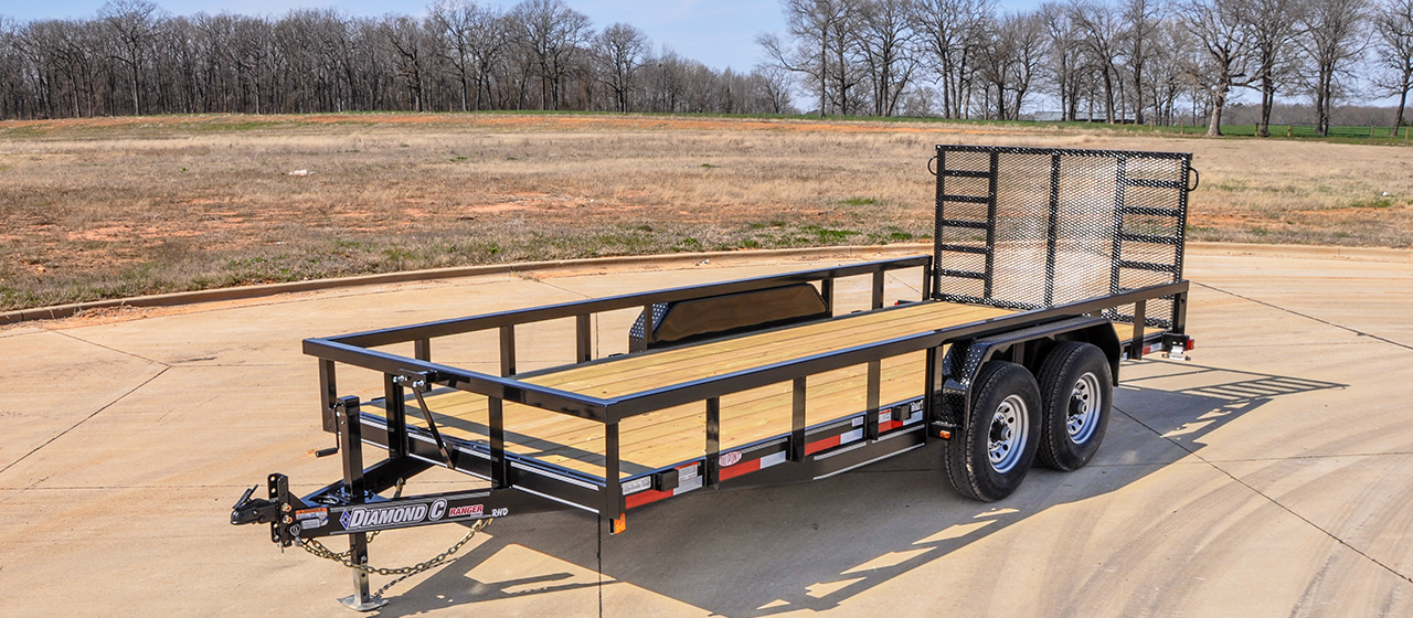 Diamond C Trailers RHD