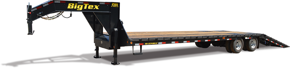 Big Tex Trailers 25GN-35-HDTS