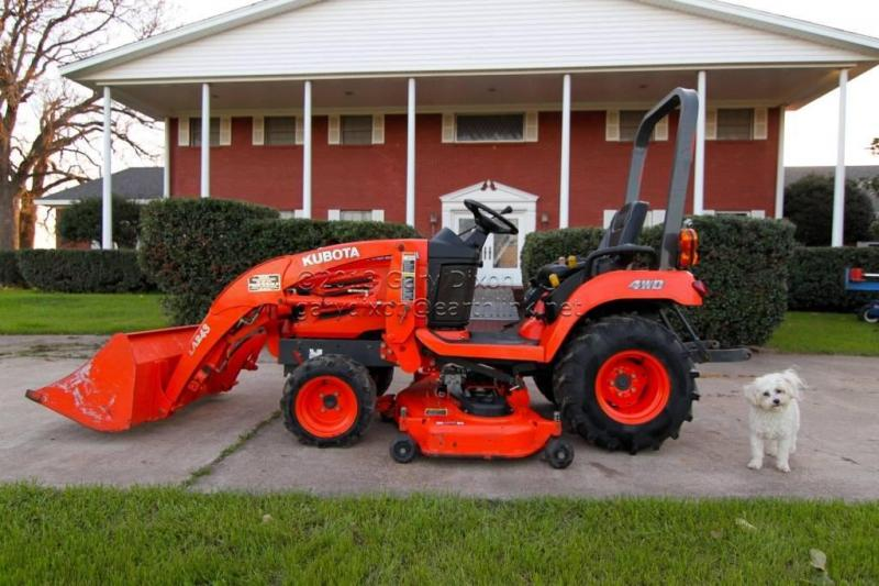 Kubota Belly Mower Decks : Kubota mower ebay autos post