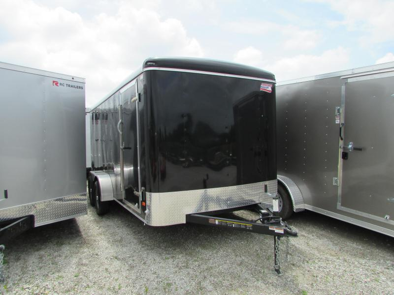 2019 American Hauler Industries 7 x 14 Enclosed Cargo Trailer