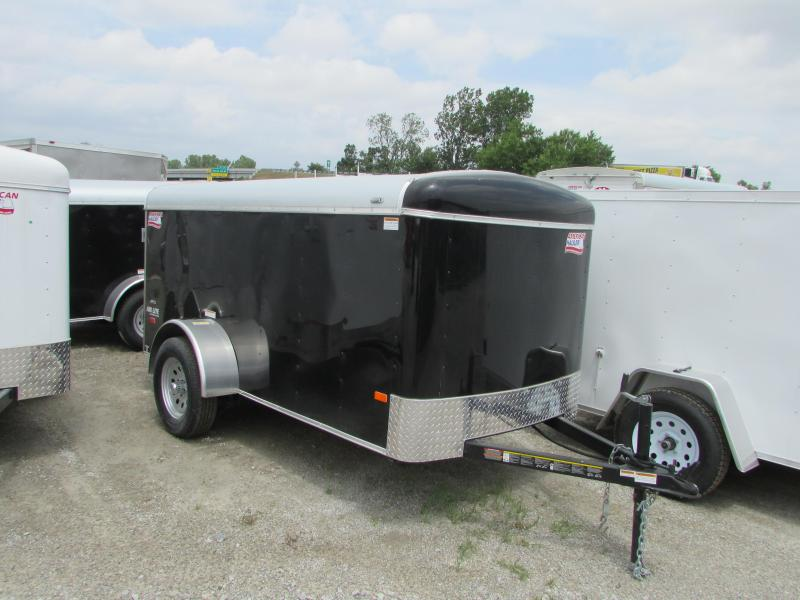 2019 American Hauler Industries 5 X 10 Enclosed Cargo Trailer