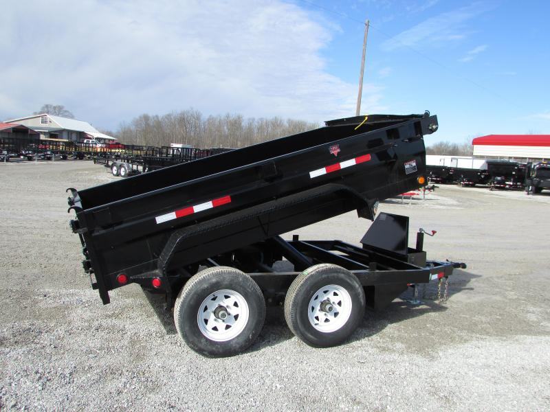 2018 PJ Trailers 12ft Dump Trailer