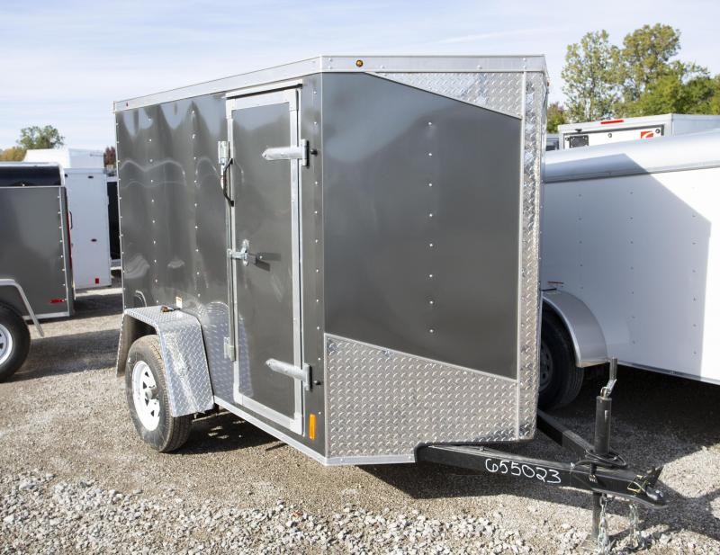 2020 RC Trailers 5 X 8 Enclosed Cargo Trailer