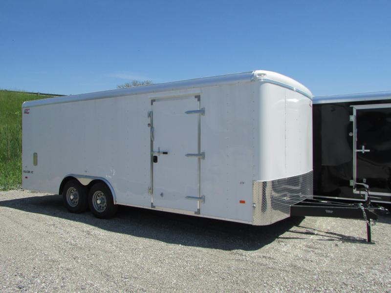 2018 American Hauler 20ft Carhauler Cargo / Enclosed Trailer