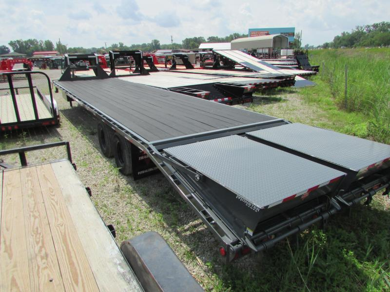2019 PJ Trailers 36 ft Gooseneck Equipment Trailer