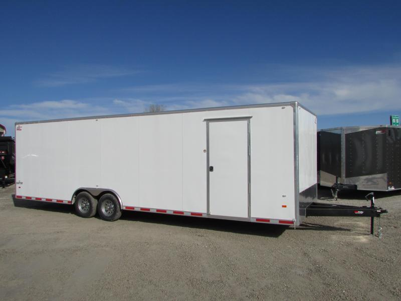 2018 American Hauler Industries 28ft Race Enclosed Cargo Trailer