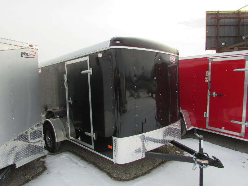 2018 American Hauler Industries AIR LITE 6 X 12 Enclosed Cargo Trailer