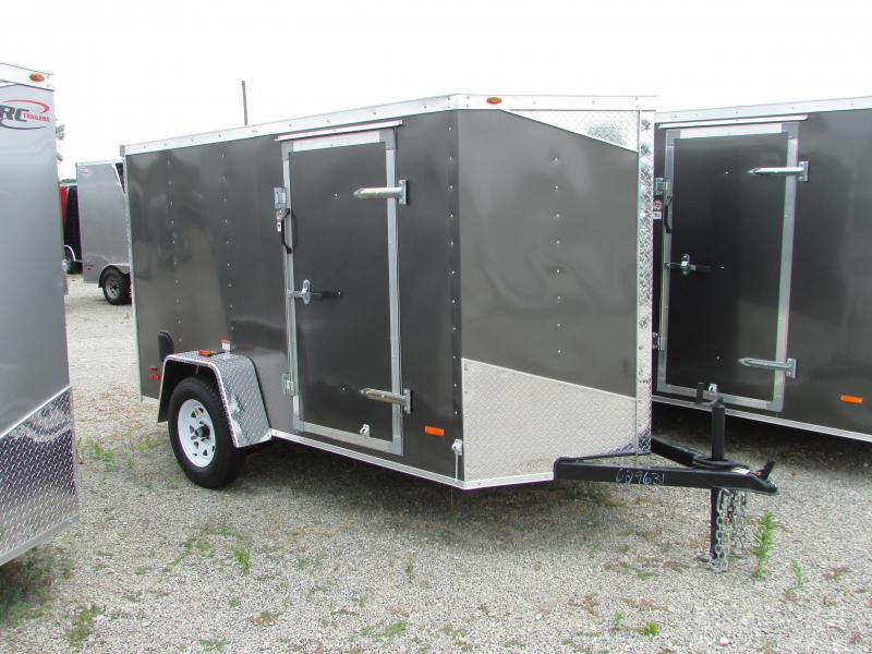 2018 RC Trailers RWT 5 X10 SA Enclosed Cargo Trailer