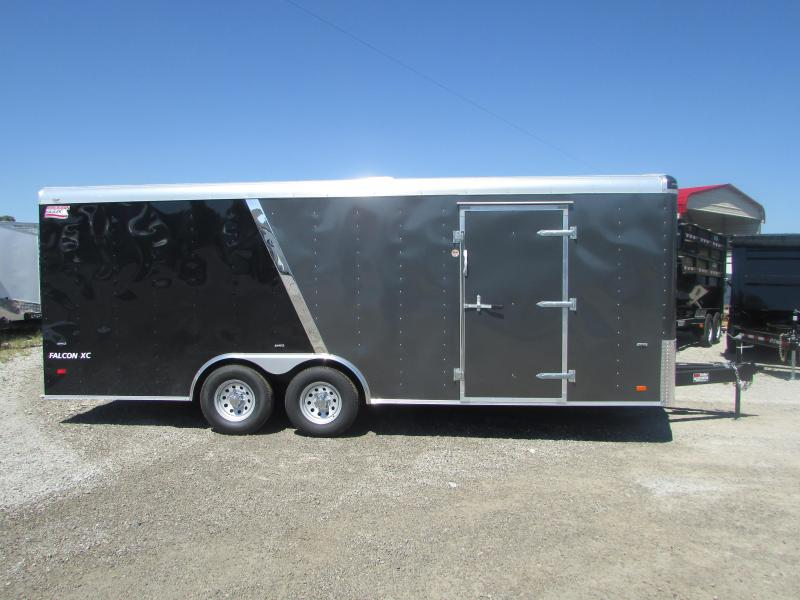 2018 American Hauler Industries 20 FT Car Enclosed Cargo Trailer