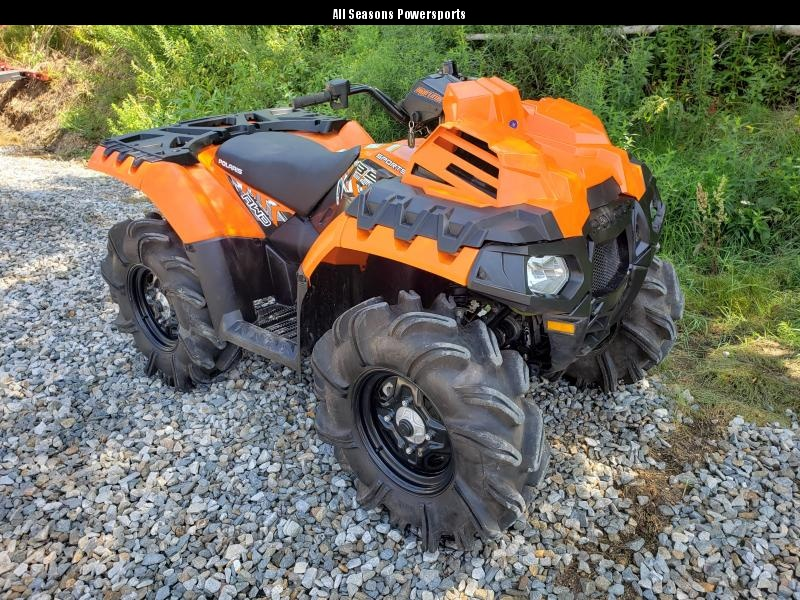2016 Polaris Sportsman 850 Highlifter 4x4