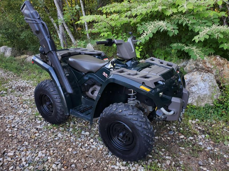 2004 Can Am Outlander 330 4x4 only 387 miles