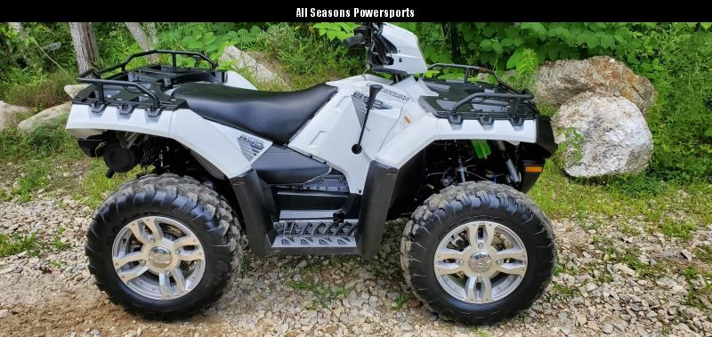 2015 Polaris Sportsman 850 XP 4x4