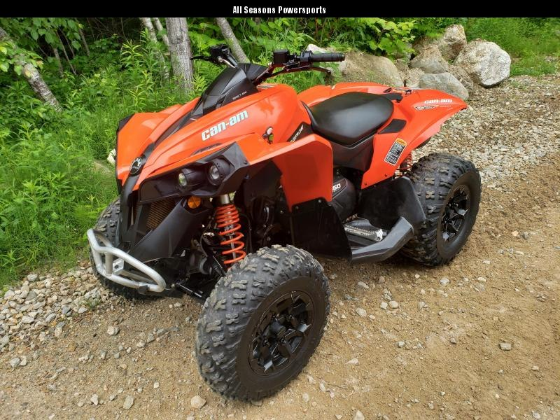 2017 Can Am Renegade 850 4x4