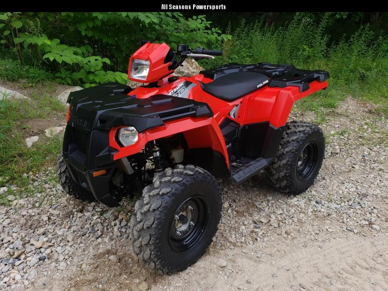2018 Polaris Sportsman 570 4x4