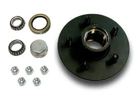 Trailer Hubs Spindles Bearing Kits Complete Idler Drums